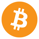 Bitcoin logotip