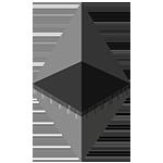 Ethereum logotip