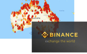 Avstralija in Binance