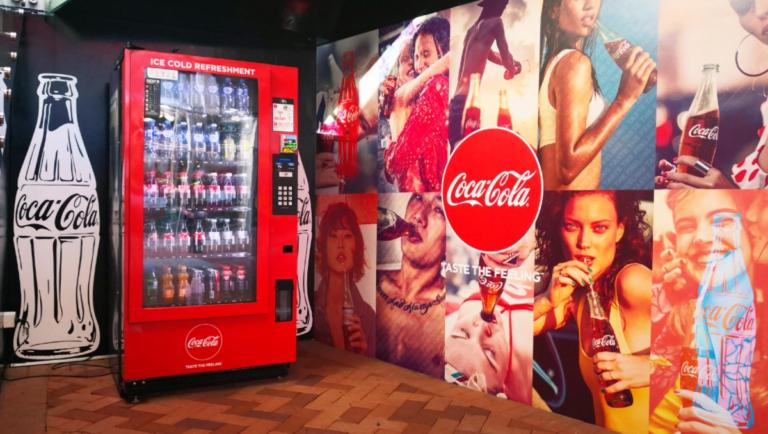 Coca Cola in kripto